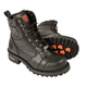 Milwaukee Leather Classic Logger Motorcycle Boots