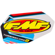 FMF 2-Stroke Silencer Replacement Decals