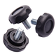 Tusk Replacement Knobs for Hinged Windshield