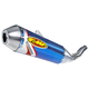FMF Anodized Titanium Power Core Silencer