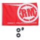 Rocky Mountain Replacement Icon Logo Flag