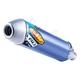 FMF Factory-4.1 RCT Anodized Titanium Silencer with Titanium End Cap