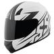 Speed and Strength Hammer Down Motorcycle Helmet