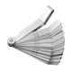 Bike Master Tappet Feeler Gauge Set - 12-Blade Combination