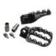 Fastway Evo Air Motorcycle Foot Pegs Kit