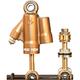 Race Tech Steering Damping Gold Valve Kit