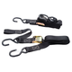 Rider Cargo Soft Loop/Buckle/Carabiner Wide Tie Downs