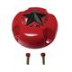 MSA Star Bolt-On Wheel Cap