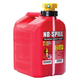 Pro Honda No-Spill Gas Can (CARB Approved)