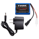 Tusk Enduro Lighting Kit Replacement Lithium Battery Pack with Charger