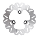 Tusk Stainless Steel Typhoon Brake Rotor, Front