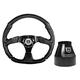 Pro Armor Assault Steering Wheel and Hub Kit