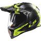 LS2 Pioneer Adventure Motorcycle Helmet