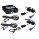 Rugged Radios RRP660 2 Place Intercom System with Helmet Kits