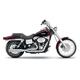 Cobra PowerPro HP 2 into 1 Motorcycle Exhaust