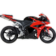 Yoshimura Race Series RS-5 Stainless/Stainless Full System (No CA)