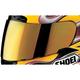 Shoei X-Eleven/RF-1000/Multitec Motorcycle Helmet Replacement Faceshield