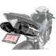 Yoshimura Race Series R-77 Stainless/Carbon Dual 3/4 System (No CA)