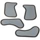 Yamaha Interior Padding Kit