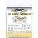Bolt Full Plastics Fastener Kit