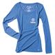 Factory Effex Women's Yamaha Tuning Fork Long Sleeve T-Shirt