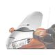Show Chrome Accessories GL1800 Sweptback Windshield