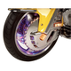 Show Chrome Accessories Lighted Front Rotor Cover