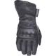 Highway 21 Women's Black Rose Gloves