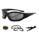 Bobster Raptor II Convertible Sunglasses