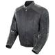 Power-Trip Gauge Mesh Jacket