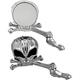 HardDrive Universal Skull Mirrors