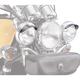 Show Chrome Accessories Spotlight Visors