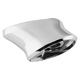 Biker's Choice Rear Dual & Single Filament Bullet Turn Signal Stand-Off Bracket