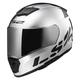 LS2 Breaker Chrome Helmet