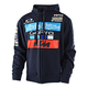 Troy Lee KTM Team Zip-Up Hooded Sweatshirt 2017