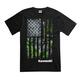 Kawasaki Camo Flag T-Shirt