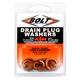 Bolt KTM Copper Drain Plug Washer Kit