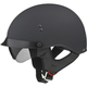 GMax GM65 Full Dressed Half Helmet