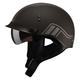 GMax GM65 Full Dressed Twin Half Helmet