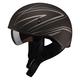 GMax GM65 Naked Torque Half Helmet