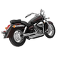 Vance & Hines Cruzers Motorcycle Exhaust System