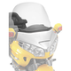 Show Chrome Accessories GL1800 Tall Windshield
