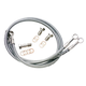 Galfer Stainless Steel Front OEM Style Brake Line Kit