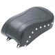 Mustang Solo Seat Studded, Standard Rear Motorcycle Seat