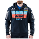 Troy Lee KTM Team Zip-Up Hooded Sweatshirt
