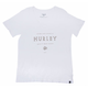 Hurley Women's Works Perfect V-Neck T-Shirt
