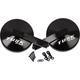 Tusk Alloy UTV Mirror Kit w/A-Pillar Mounts