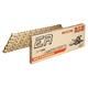 DID 520 ERT3 Gold Chain