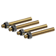 Motion Pro SyncPro Carb Tuner 6mm Short Brass Adapters - Set of 4