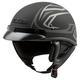GMax GM35 Fully Dressed Derk Helmet